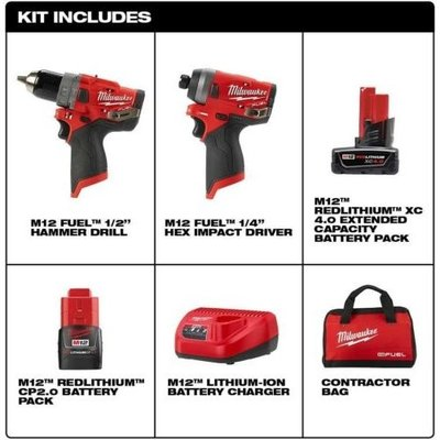 限時特價Milwaukee M12 FUEL 12-Volt Lithium-Ion Brushless Cordless Hammer