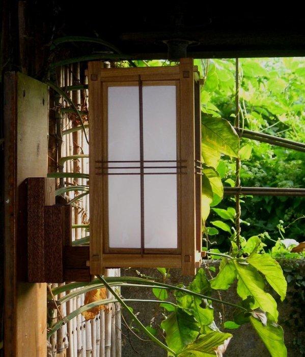傳統日式燈 古民家壁燈