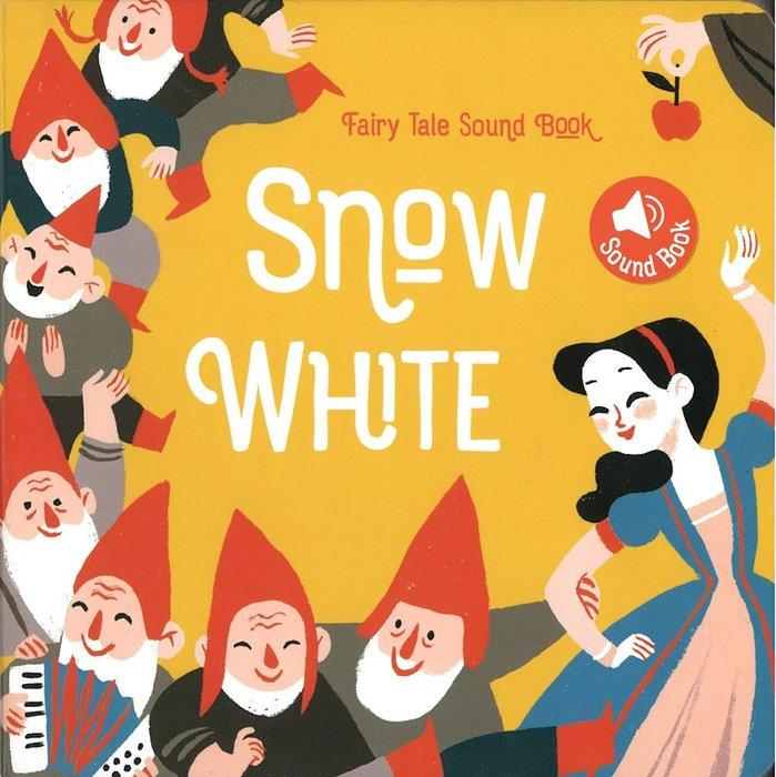 *小貝比的家*SNOW WHITE/硬頁 /聲音書/3~6歲