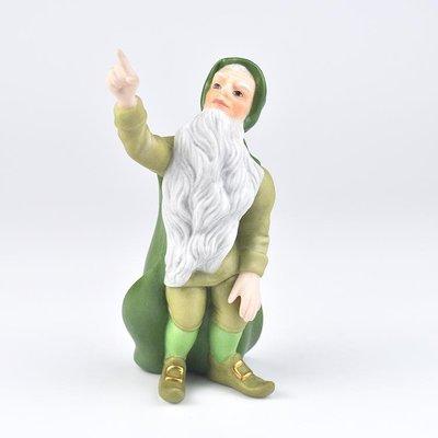 千禧禧居~Cershar Lenox Dwarf小矮人場景裝飾陶瓷工藝品擺件節日禮物禮品
