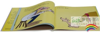 英文原版繪本 Bark,George  吳敏蘭書單 兒童啟蒙入門圖畫書 孩子可愛的朋友 3-6歲英語閱讀啟蒙早教幼兒晚安故事圖畫書 送音頻