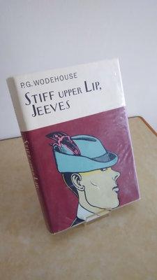 【英文舊書】[小說] Stiff Upper Lip, Jeeves, P.G. Wodehouse