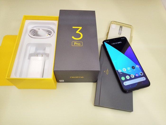 ☆誠信3C☆最便宜☆ 大電量 6+128GB 二手 真我 realme 3 pro 4G手機 只賣4千8也可用各式物品換