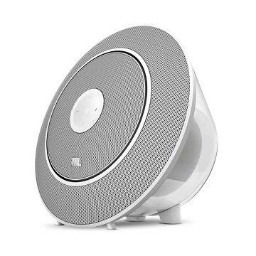 新竹音響推薦(鴻韻音響) JBL Voyager時尚家用藍牙無線喇叭