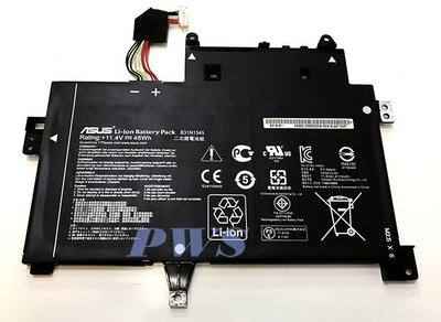 ☆【全新華碩 ASUS B31N1345 原廠電池】TP500 TP500L TP500LA TP500LN