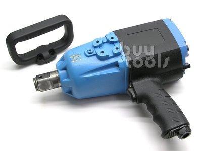 台灣工具-Air Impact Wrench《專業級》強力型六分氣動板手、2000NM大扭力/工學設計/輔助把手「含稅」