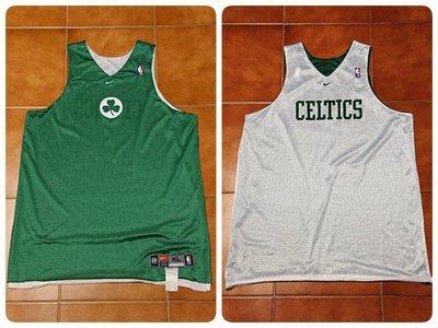 (已售出) Nike NBA 塞爾提克練習球衣 Team Issued TI GI