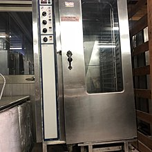 達慶餐飲設備 八里二手倉庫 道具倉庫 RATIONAL萬能蒸烤箱