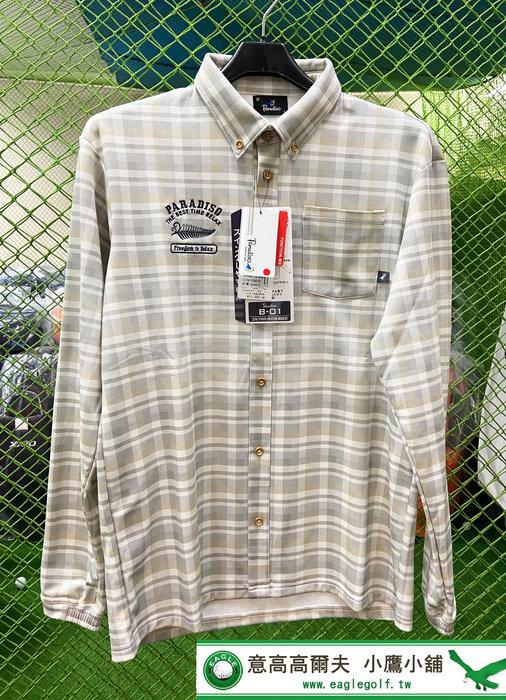 [小鷹小舖] BRIDGESTONE GOLF SSM53F 普利司通 高爾夫 男仕 長袖POLO衫 吸汗 速乾 彈性