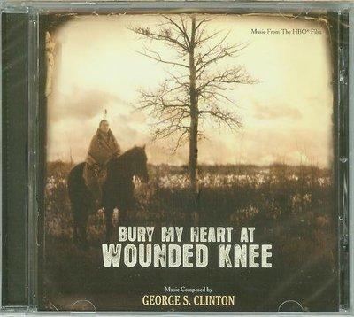 """[原聲帶] """"魂歸傷膝谷 Bury My Heart at Wounded Knee""""- G..Clinton,全新美版"""