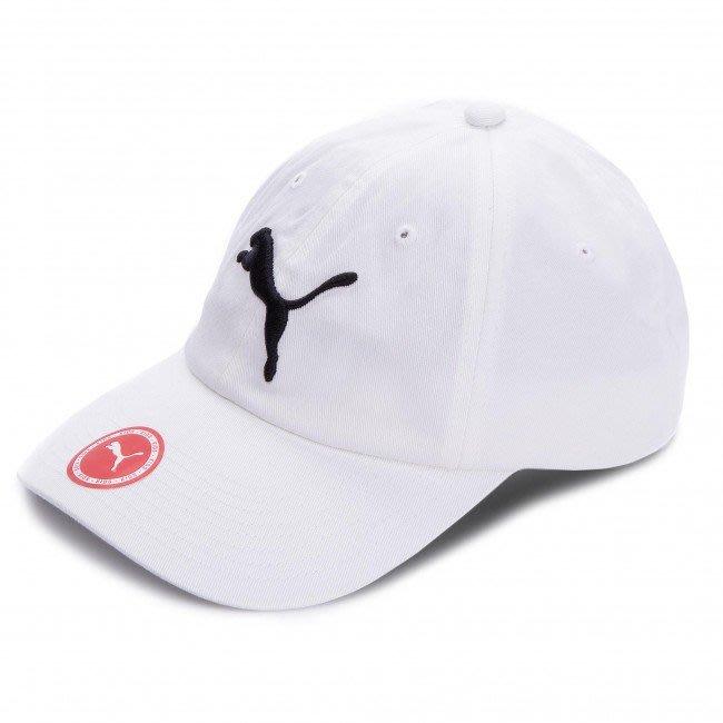 POMELO柚  PUMA 流行系列 帽子 白色 老帽 052919-02