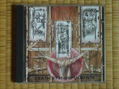 Napalm Death, Death By Manipulation, 1992, EARACHE, Metal 經典