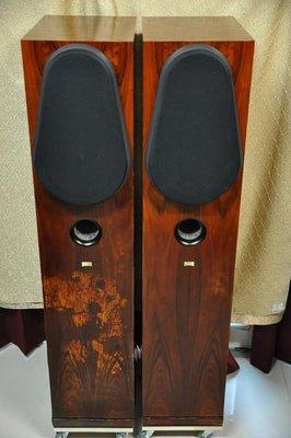 美國 LOGIC 頂級旗艦大喇叭 SP-1200A + SUB-1200A 低音主動式.極美.音質..售25000元