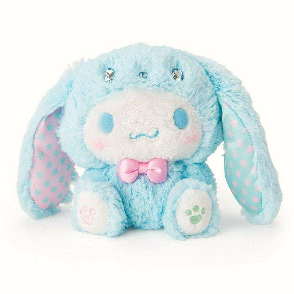 【wendy kids】【現貨】日本進口 大耳狗 CINNAMONROLL 兔裝絨毛娃娃