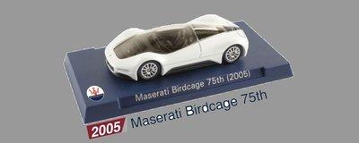 7-11 MASERATI Boomerang 瑪莎拉蒂 1:60 模型車 單售2005年