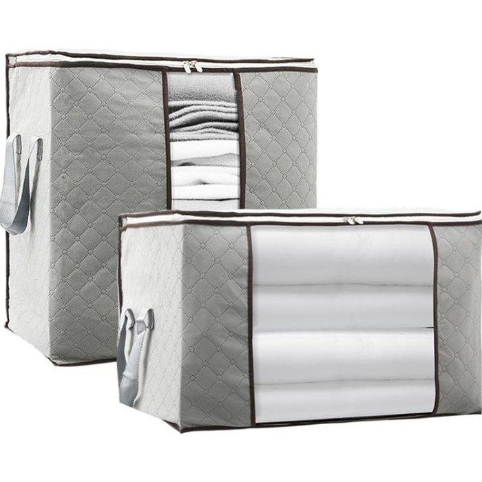 收納袋整理袋衣服棉被搬家行李打包超大衣物防潮儲物裝被子的袋子 【甲由樂叮】