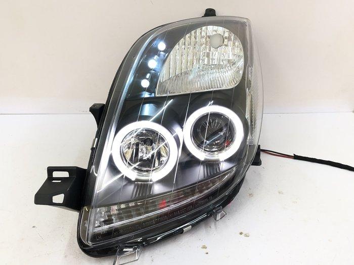 炬霸科技 車燈 YARIS 魚眼 H1 大燈 頭燈 LED 導光 透鏡 光圈 06 07 08 09 透鏡