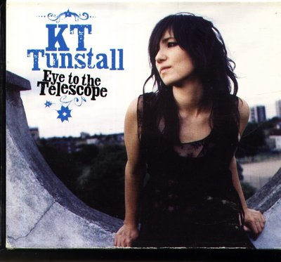 K - KT Tunstall - Eye To The Telescope 日版 BOXCD+1BONUS+VIDEO