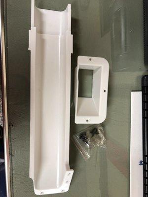 全新 工業用 拷克 布邊 拷邊機 包縫 布漏斗 SIRUBA 747 PEGASUS JUKI 新輝針車有限公司