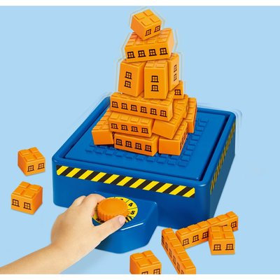【晴晴百寶盒】美國進口 地震模擬器 LAKESHORE 邏輯思維 解決問題 角色扮演 無毒玩具 辨識圖型 W327