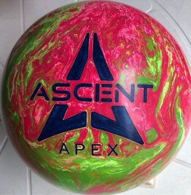 全新美國進口Motiv品牌ASCENT APEX保齡球玩家熱愛品牌保齡球14磅