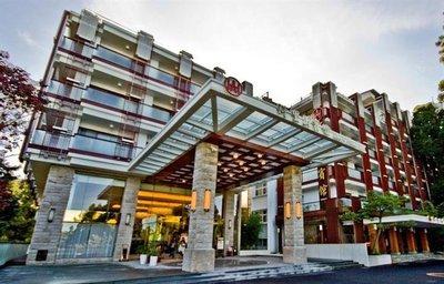 阿里山賓館 現代館 豪華雙人房 含早餐+晚餐各二客 平日住宿券