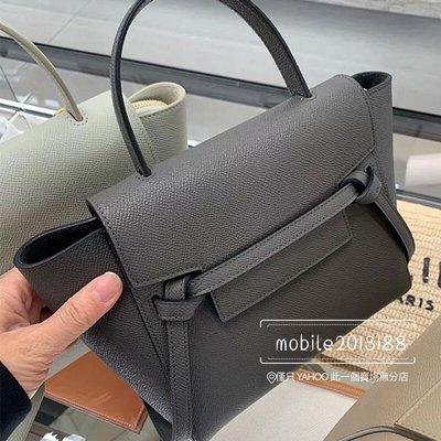 全新正品 CELINE 鯰魚包 NANO Belt Bag 2020新款 方胖子189003 袖珍型 20CM 系列