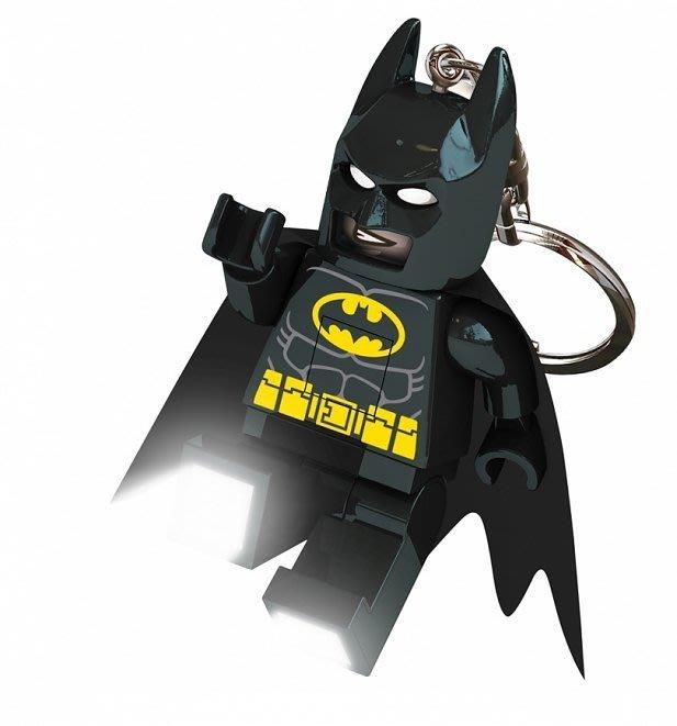 現貨附盒【LEGO 樂高】全新正品/ 蝙蝠俠 LED 鑰匙圈 蝙蝠俠電影 Batman 經典蝙蝠俠 人偶公仔【腳底發光】