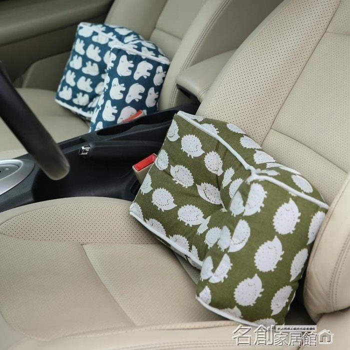 靠墊 辦公室電腦椅腰枕椅子靠墊靠背汽車腰靠護腰靠枕 腰間盤椅子腰枕 一件免運DF