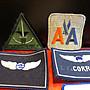 『華山堂』空軍 刺繡臂章  徽章 布章 刺繡燙布 電繡 7個一標