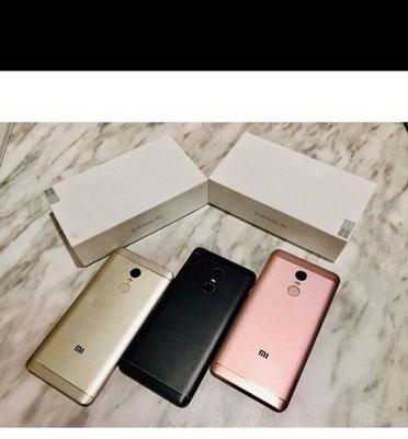 ⛳️高CP值!二手機 台灣版 紅米 小米note4X 64G (5.5吋/雙卡雙待)