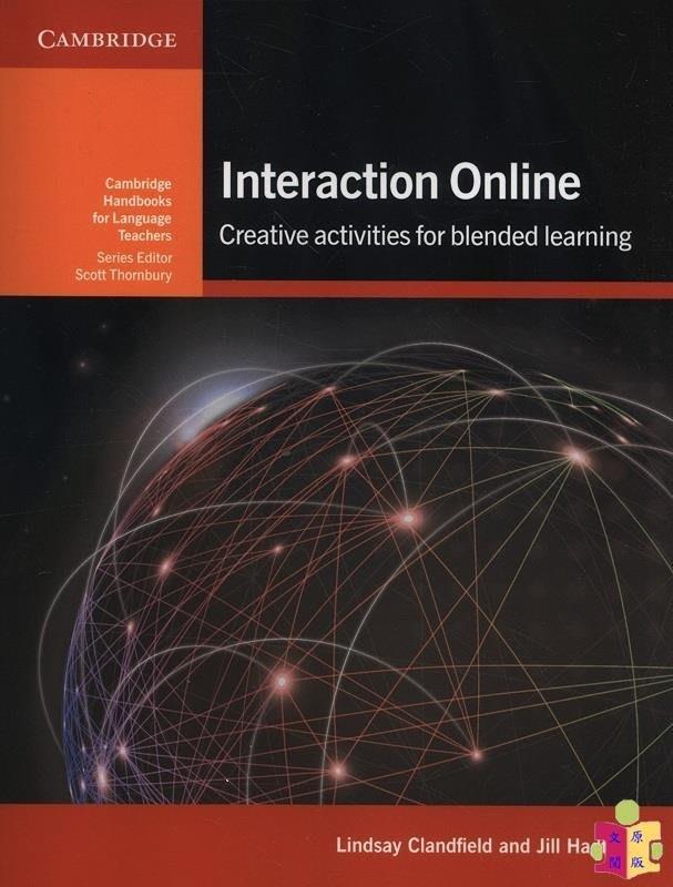 [文閲原版]線上互動:線上線下混合教學創意活動 英文原版 Creative Activities for Blended Learning 教學實用手冊
