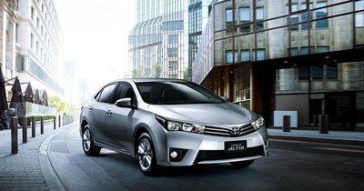 Toyota Altis Yaris Camry Previa 升級LED室內燈 牌照燈 小燈