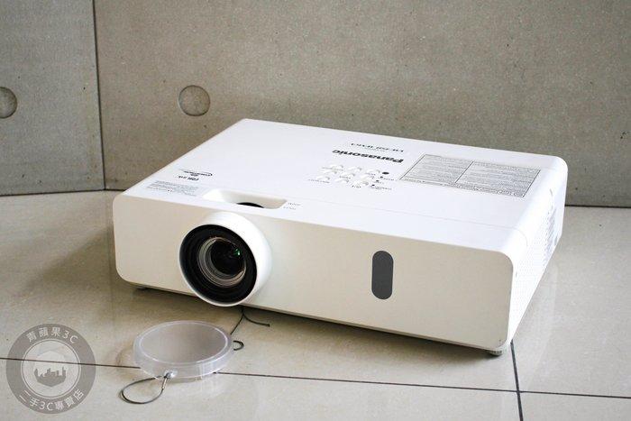 【高雄青蘋果3C】Panasonic PT-VW350 240W 商務寬銀幕投影機 二手投影機#53854