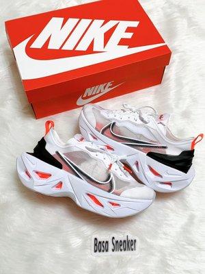 【BS】NIKE W ZOOM X VISTA GRIND 白紅 厚底 老爹鞋 BQ4800-100 女生款