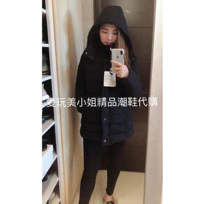 Moncler 中長版 風衣外套  非常保暖低調 顯瘦