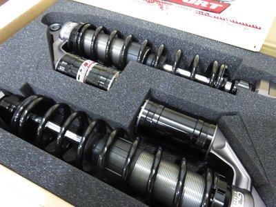 GJMS GP3 氮氣 掛氣瓶 後避震器 阻尼 軟硬可調 雷霆 雷霆S RCS Racing S 125/150 專用