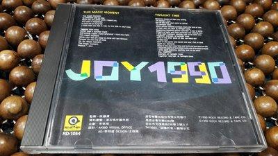 二手原版CD 滾石10年紀念盤1 / 歡唱 JOY1990 西洋老歌金曲精選 MADE IN JAPAN