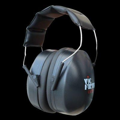 [ 反拍樂器 ] VIC Firth DB22 鼓手隔音耳罩 (免運費)