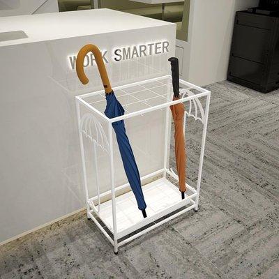 漫麗莎雨傘架收納家用酒店大堂商用雨傘桶進門口放置掛放傘的架子 【全店免運】