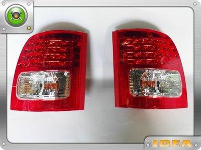 泰山美研社 D2776 NISSAN MARCH K11 05年款 LED 尾燈 一組2000