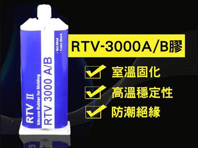 聯想材料【R-3000A/B】食品級翻膜矽膠.灌封膠→符合FDA.可用於灌注10公分以上密封*贈混合管($380/支)