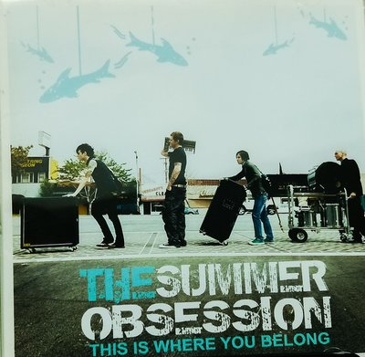[BOX 2] The Summer Obsession-This is where you belong