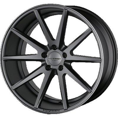 台南新財源馬牌輪胎館【Vossen全新鋁圈】VFS1 17吋18吋19吋『5孔/120』搭配輪胎另有優惠