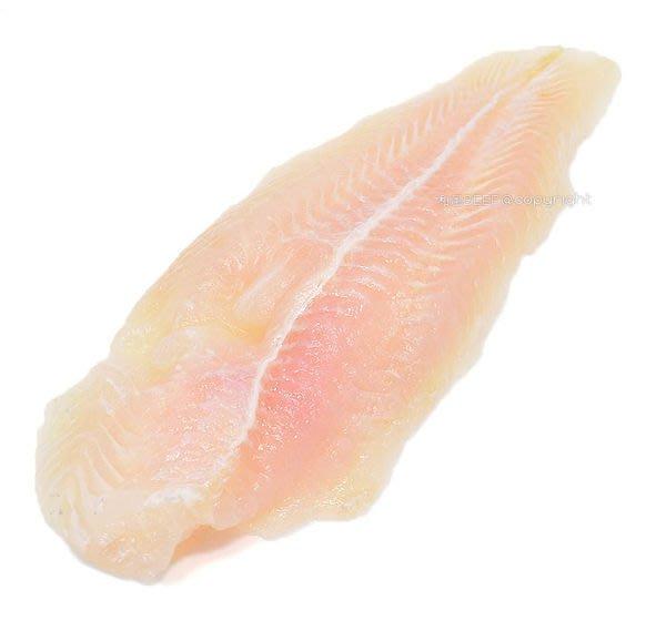 極禾楓肉舖☆頂級巴沙魚排(鯰魚)1公斤重~鮮美好吃