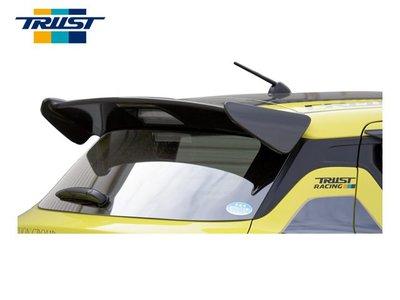 【Power Parts】TRUST CARBON 尾翼 SUZUKI SWIFT SPORT ZC33S 2018-