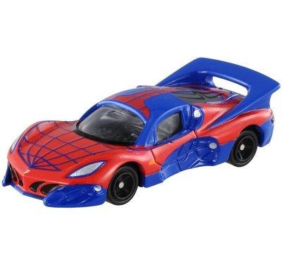 現貨~限量! 日空版 TOMICA 多美 合金 NO.158 蜘蛛人 Spider Man