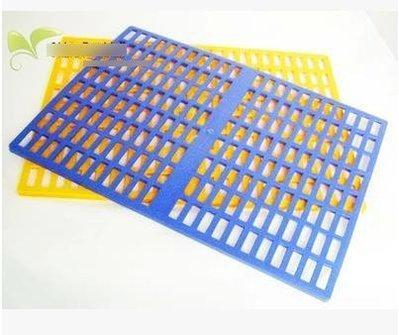 【腳墊-塑膠-大號-473301-2片/組】兔子龍貓天竺鼠 小寵物專用 大號腳墊 墊板-79023