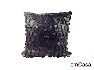 = cmCasa = [2250]個性後現代新設計 珠片立體抱枕套  豪宅house warming好禮發行