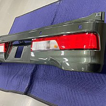 【比比昂.日本改裝 空力套件】【新車外し】 エブリイ DA17W PZターボ カーキ純正 リアバンパー